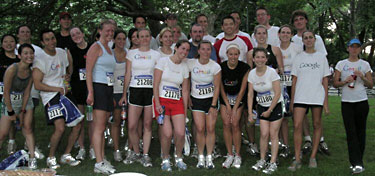 JPMorgan Chase Corporate Challenge in Central Park