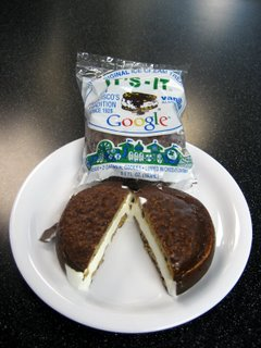 Google Ice Cream Sandwich
